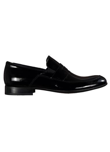 Luciano Bellini 152903 Erkek Klasik Ayakkabı Siyah